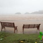 El huracán Irma golpea el Caribe