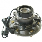 wheel hub bearings