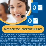 Dial Outlook Tech Support Number To Get Support For Outlook Errors