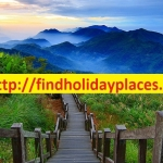 Holiday Destination for Many Peoples Love the Mountains
