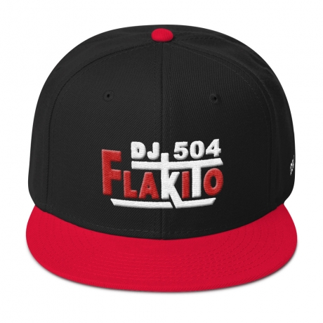 Flakito | Otto Cap (Red / Black / Black)