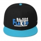 Flakito | Otto Cap (Aqua blue / Black)