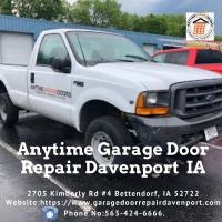 Anytime Garage Door Repair Davenport